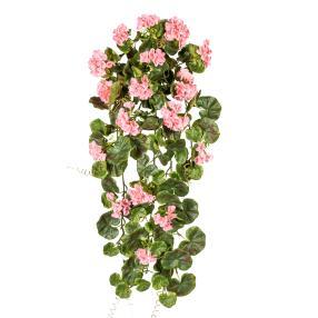 Geranienhänger 80cm rosa