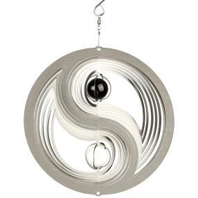 Yin Yang 200 schwarz / weiß