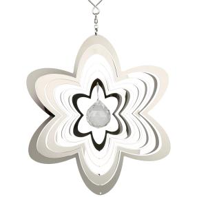 Mirror Crystal Flower 200