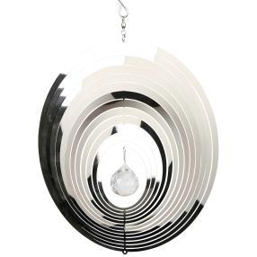 Mirror Crystal Oval 200