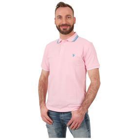 U.S. POLO ASSN. Polo-Shirt rosa