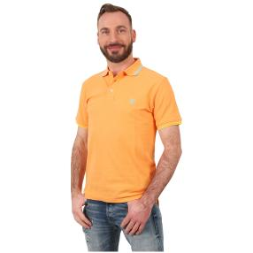 U.S. POLO ASSN. Polo-Shirt apricot