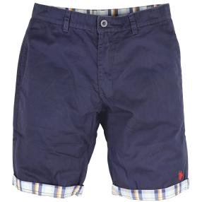 US. POLO ASSN. Wende-Short 'Check' marine