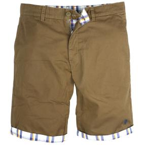 US. POLO ASSN. Wende-Short 'Check' oliv