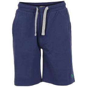 US. POLO ASSN. Kurze Sweat-Hose 'Tricolor' royal