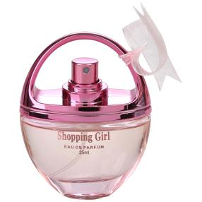 SHOPPING GIRL PINK Women EdP 25 ml