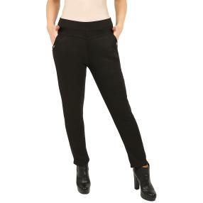 Damen-Hose 'Bamboo Star'  schwarz