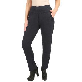Damen-Hose 'Bamboo Star'  schwarz gemustert
