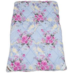Stoffhanse Trio-Decke 135x200cm floral