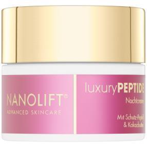 Nanolift luxuryPEPTIDE Nachtcreme 50 ml