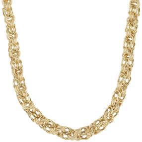 """Königskette """"Arezzo"""" 585 Gelbgold ca. 19,4 g"""