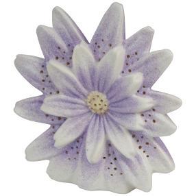 Ceramico LED-Blume, lila