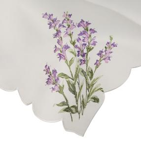 Mitteldecke Lavendel 85 x 85 cm