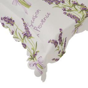 Tischdecke Lavendel 130 x 160 cm