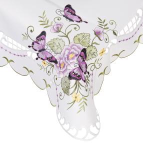Mitteldecke Schmetterling, 85 x 85 cm