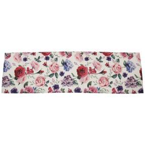 Tischläufer Rosen 40 x 140 cm