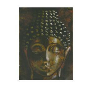 Darimana Buddha Aquarell