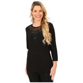 IMAGINI Damen-Pullover 'Gala' schwarz