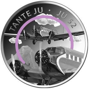In der Luft - Tante Ju