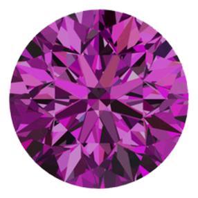 Saphir pink unbehandelt
