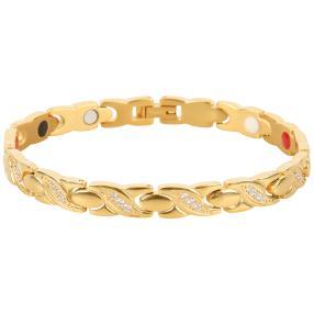 Armband Titan verg. Zirkonia