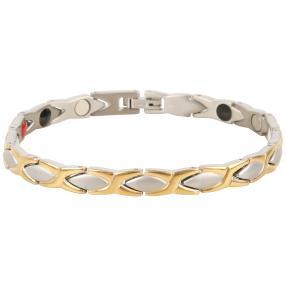 Armband Titan bicolor