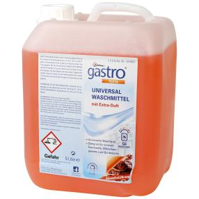 gastro Waschmittel 5 Liter, Sandelholz/Orange