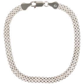 Bismark Armband 925 Sterling Silber