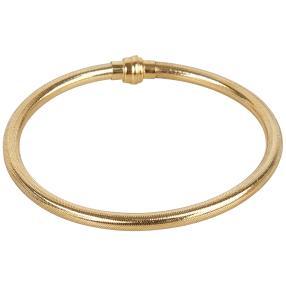 Omega Armband 585 Gelbgold mit Magnetverschluss
