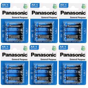48 x Panasonic Batterie AA