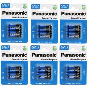 48 x Panasonic Batterie AAA