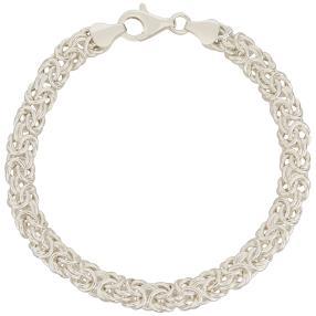 Königsketten-Armband 950 Silber