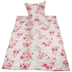 Rose Dream Bettwäsche 2-teilig, Übergröße