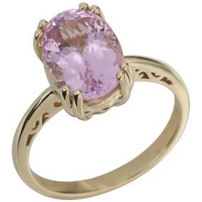 Ring 585 Gelbgold Galileia AAAAKunzit