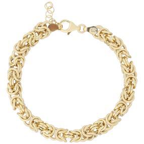 "Armband ""Byzanz""  585 Gelbgold"