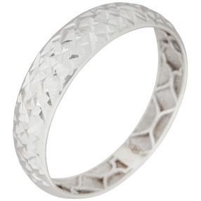 Ring 585 Weißgold