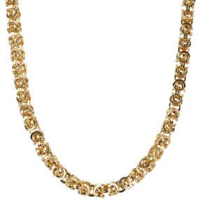 Königskette 750 Gelbgold ca. 50cm