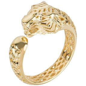 Ring Tiger 585 Gelbgold