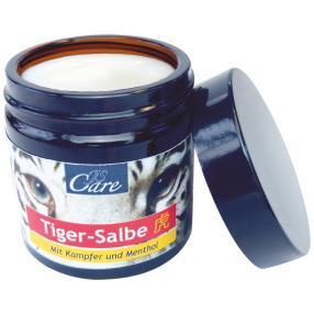 JS Care Tiger-Salbe mit Kampfer und Menthol 50 ml