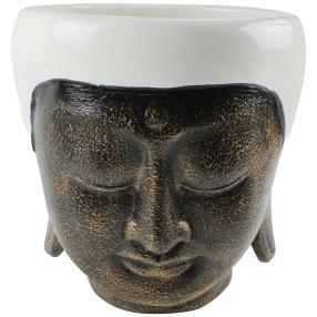 Darimana Buddhakopf für Blume