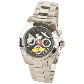 "INVICTA Unisex Chronograph ""Mickey Mouse"" Limited"