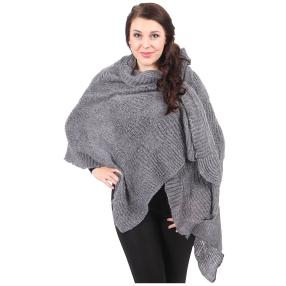 Big Scarf mit Mohair