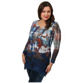 VIVACE Shirt 'Valentina' multicolor