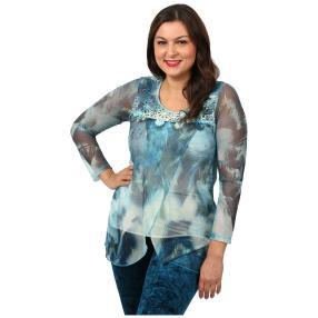 VIVACE Shirt 'Paola' multicolor