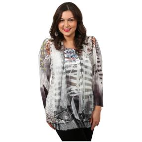 VIVACE 2 in 1-Shirt 'Liliana' multicolor