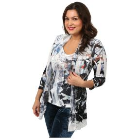 VIVACE 2 in 1-Shirt 'Aria' multicolor