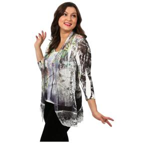 VIVACE 2 in 1-Shirt 'Alessa' multicolor