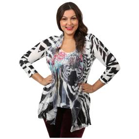 VIVACE 2 in 1-Shirt 'Carina' multicolor