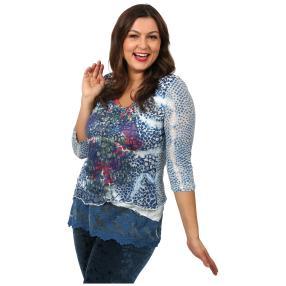 VIVACE Shirt 'Carmela' multicolor