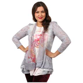 VIVACE 2 in 1-Shirt 'Maria' multicolor